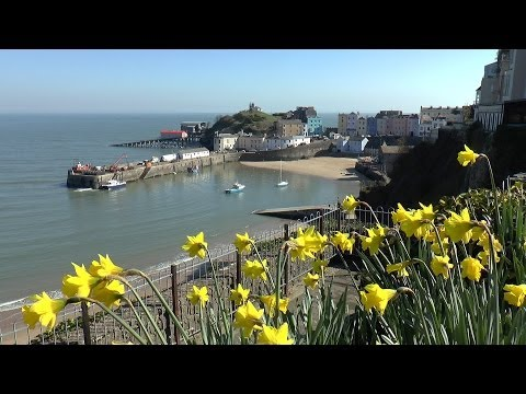 Tenby, The Jewel in Pembrokeshire's Crown 11/03/2014