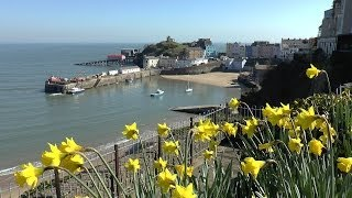 Video Tenby, The Jewel in Pembrokeshire's Crown 11/03/2014 download MP3, 3GP, MP4, WEBM, AVI, FLV April 2018