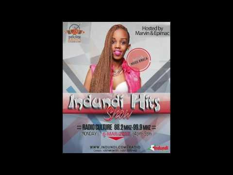 Miss Erica mukiganiro Indundi hit show kuri radio Culture