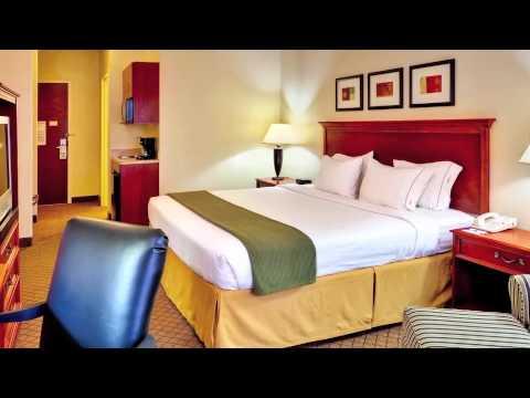 Holiday Inn Express Hotel & Suites - Jackson-Flowood, Flowood, Mississippi