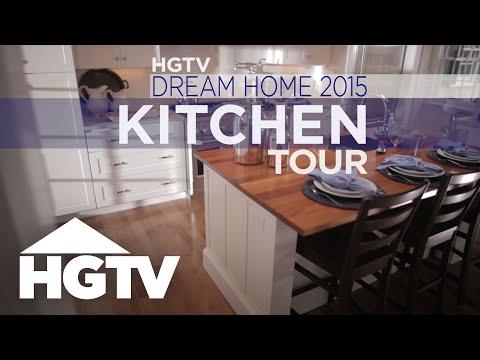 hgtv dream home 2015 kitchen youtube. Black Bedroom Furniture Sets. Home Design Ideas