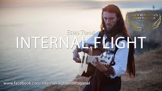 INTERNAL FLIGHT Estas Tonne WINNER Cosmic Angel Short Film Award 2015