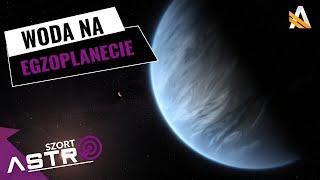 Woda znaleziona na planecie pozasłonecznej - AstroSzort