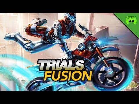 MAMMUT FOLGE 🎮 Trials Fusion #8