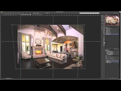 Perspective Correction for Architectural Images using Photoshop