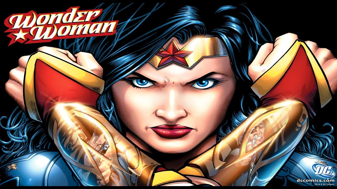 Injustice Gods Among Us All Super Moves on Wonder Woman HD