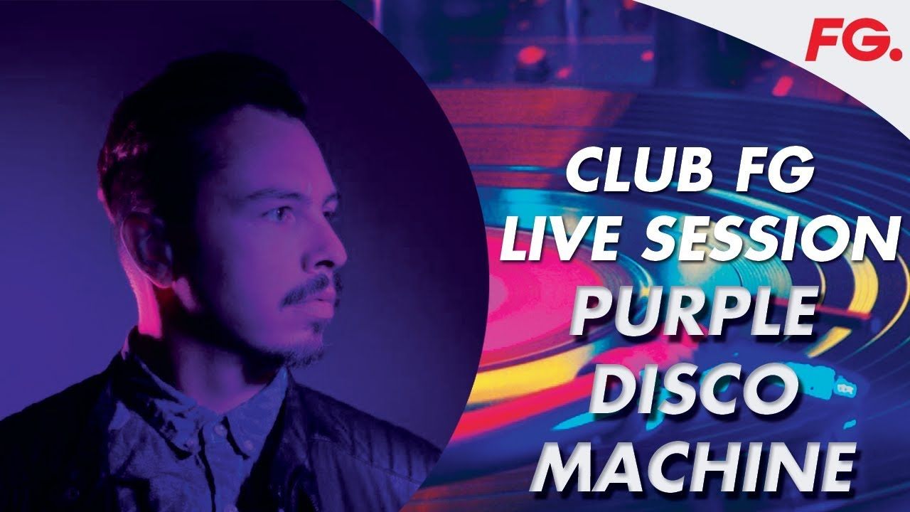 purple disco machine tracklist