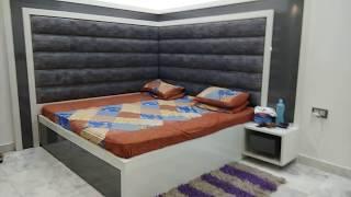 Modern & Stylish Bedroom Interior Design || Corner Bed Decoration Ideas