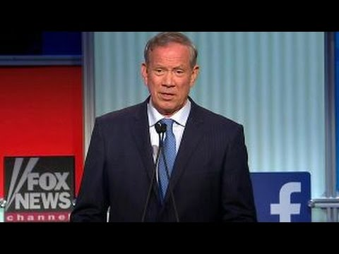 How far would Pataki go to root out terror plots in US? | Fox News Republican Debate