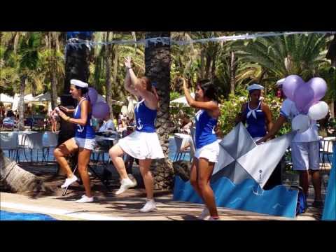 Blue Pool Party Blue Pool Party - Lopesan Costa  Meloneras Resort,  Spa & Casino