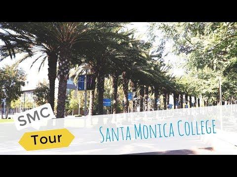 Американский престижный колледж/Тур по Санта Монике колледж/Santa Monica College