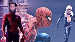 Spider-Man: Web of Shadows Walkthrough Gameplay Part 3 - How You Doin