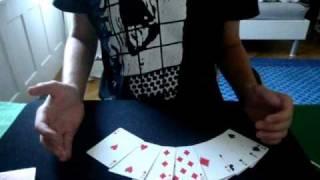 Kartentrick mit Erklärung - Toller Mathematischer Kartentrick