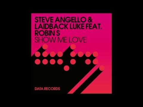 Клип Steve Angello - Show Me Love - Blame Remix