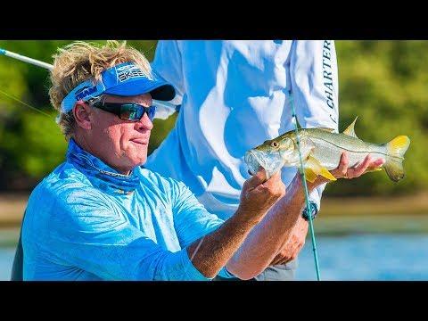 Tarpon Fishing Egmont Key And Snook Fishing St Pete Beach