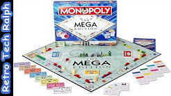 Mega Monopoly Unboxing