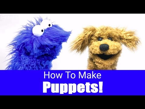 How to make a puppet easy