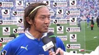 2012J1昇格プレーオフ 決勝ハイライト 大分x千葉