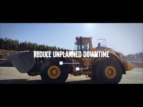 Volvo Services – Volvo CE – Proactive Monitoring