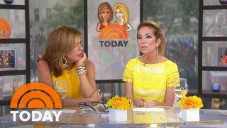 Hoda Kotb And Kathie Lee Gifford Share Support For Demi Lovato: 'She's So Strong' | TODAY