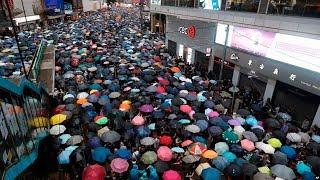 时事看台(海涛):反送中是香港回归后最大的抗争运动