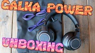 Първият Unboxing на Галка Power: Plantronics BackBeatPro Headphones