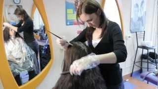 видео Салон красоты ЭПАТАЖ в Бутово