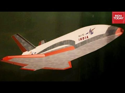 ISRO Launches Prototype Of Reusable Space Shuttle