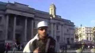 Afghan Rapper in London
