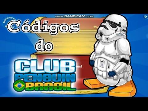 🔐 | CÓDIGOS DE 2019! - Club Penguin Brasil