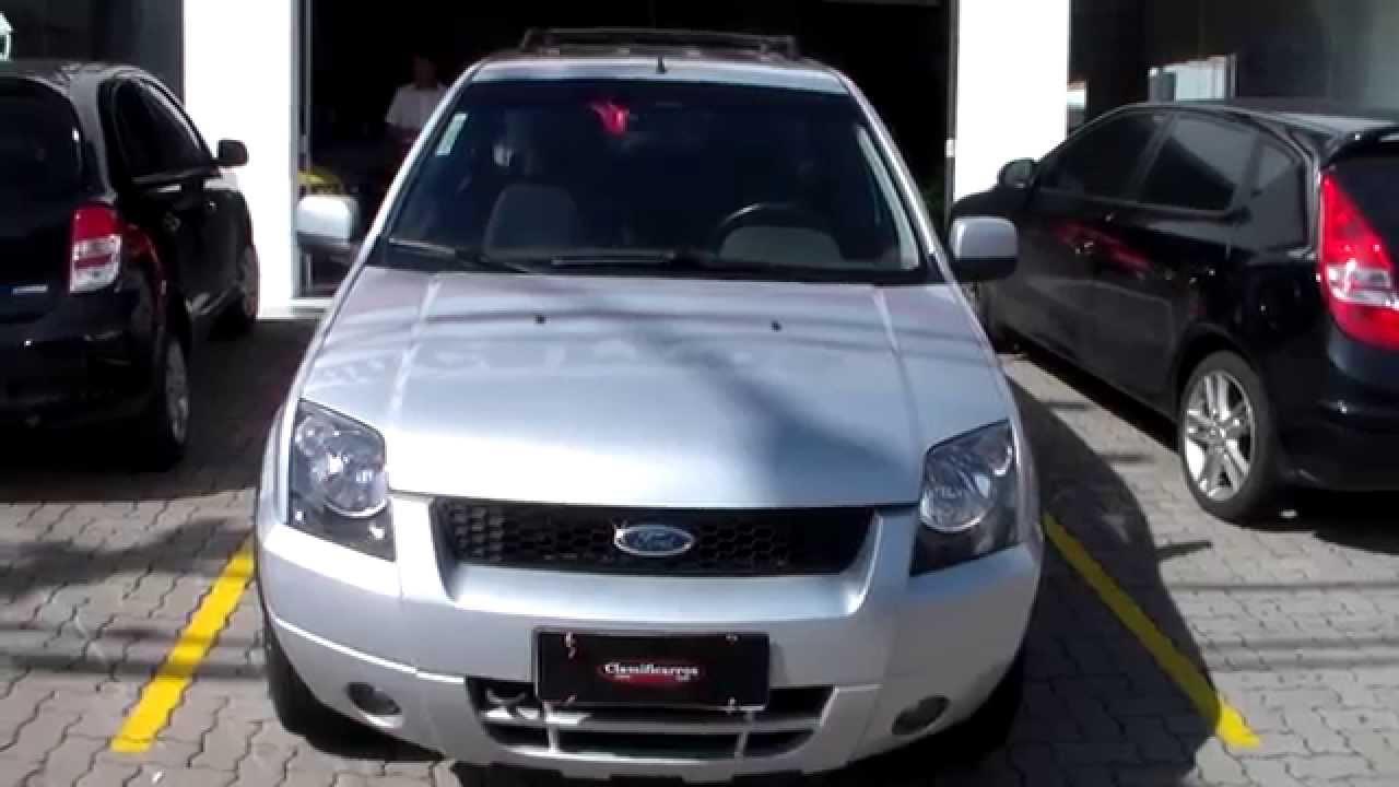 Ford ecosport xlt 2 0 16v 4p 2006
