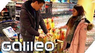Was mache ich, wenn...Supermarkt | Galileo | ProSieben