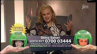 Astral TV, Stiina Sahari