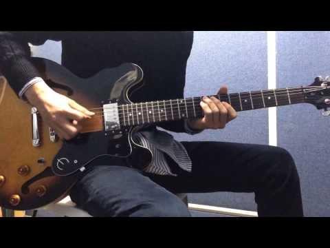 Toto - Georgy Porgy (Guitar Part Cover)