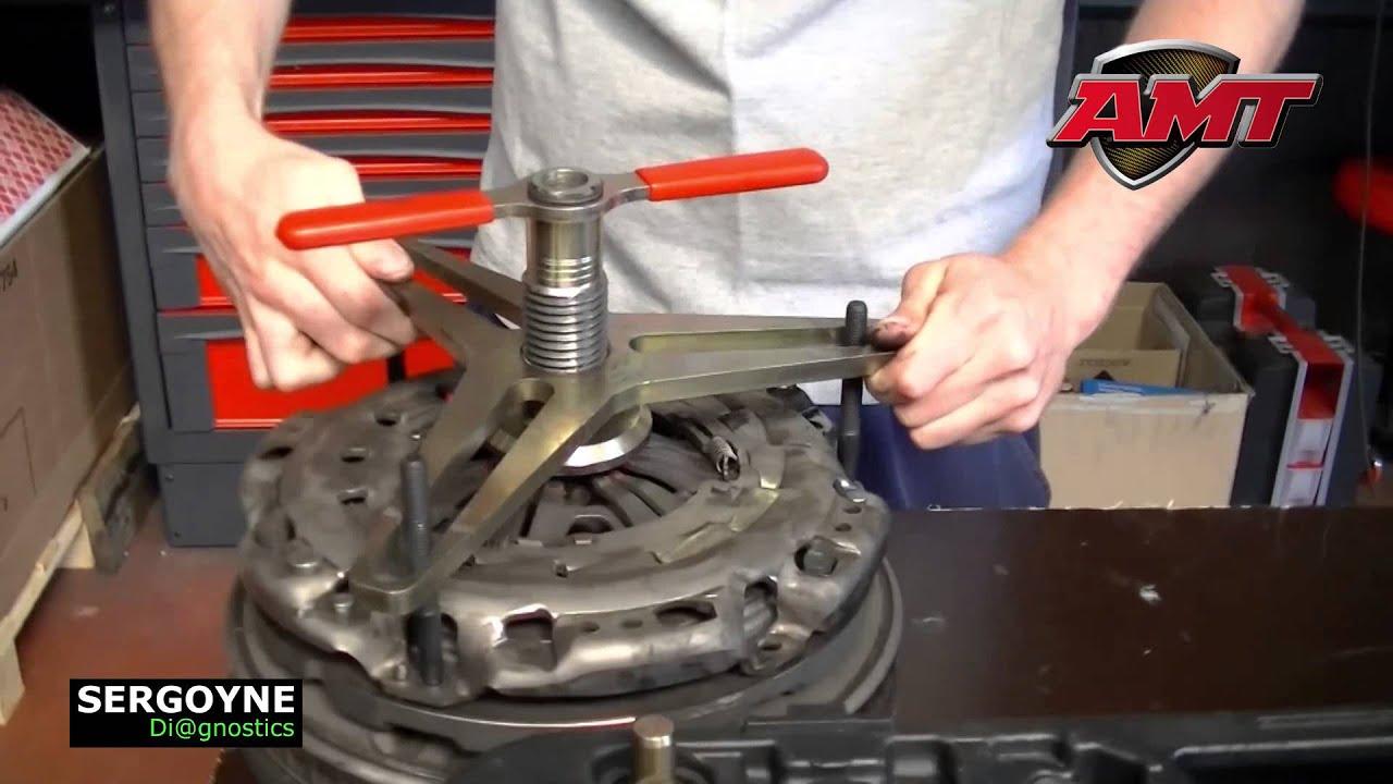 Nieuw Hoe monteer je een zelfstellende koppeling? - YouTube FJ-07
