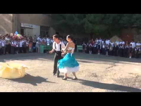 1 September In School N 34 Yerevan Armenia