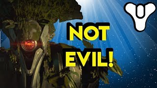 The Vex are NOT the enemy! Destiny 2 Shadowkeep lore | Myelin Games