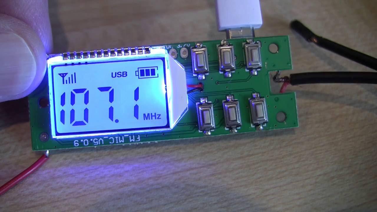 Banggoods Fm Transmitter Moduleis It Any Good Youtube Hot Sell Pcbfm Receiver Circuit Board Buy