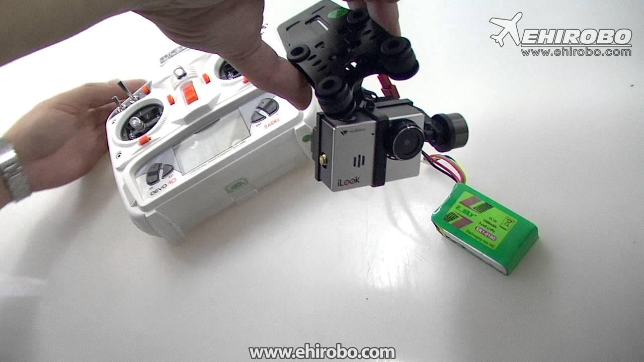 WALKERA (WK-ILOOK) iLook FPV HD Camera on
