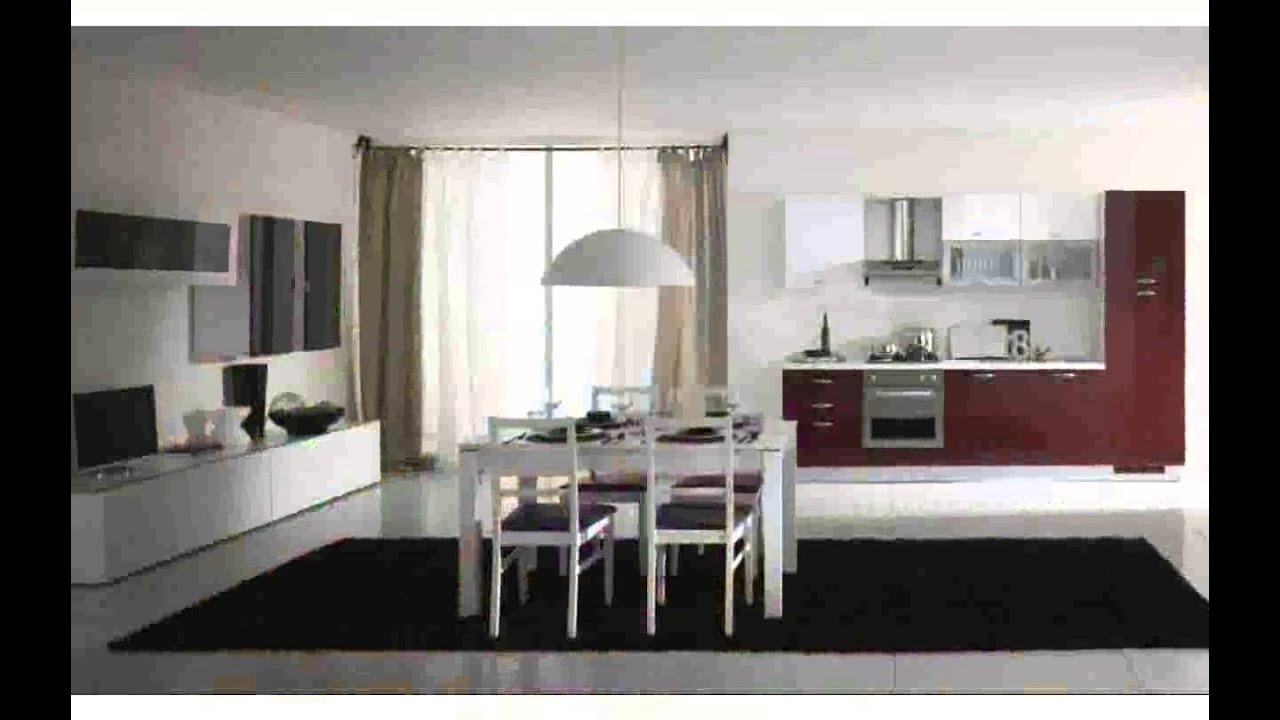 Come arredare cucina soggiorno nuovi youtube for Arredare casa di 40 mq