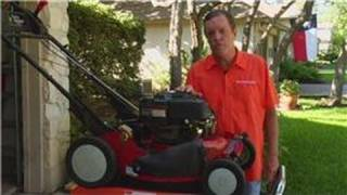 Lawn & Gardening Tips : How to Winterize Your Power Mower