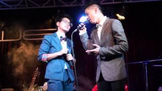 Yêu Thương Mong Manh - Hoàng Tôn, Vũ Cát Tường (Live WE)
