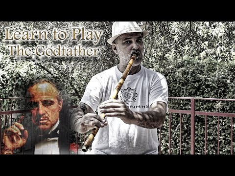 "Ney - Learn To Play ""Godfather"" Music"