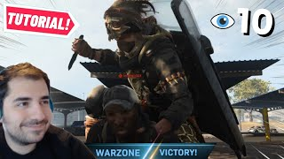 How To Play Aggressive With *NO GUNS* In Warzone | Inside The Mind Of Carnivul