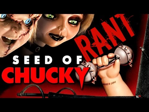 Seed Of Chucky-Horror Movie Review/Rant