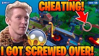 Tfue *EXPLAINS* How Players *CHEATED* In The Fortnite World Cup! (CHEATING)