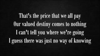 New Order - True Faith (Lyrics)