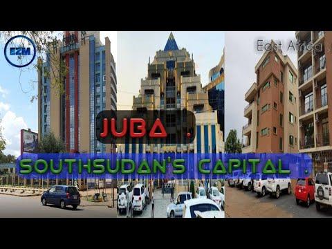 Juba The Capital Of SouthSudan 🇸🇸 @EZM.