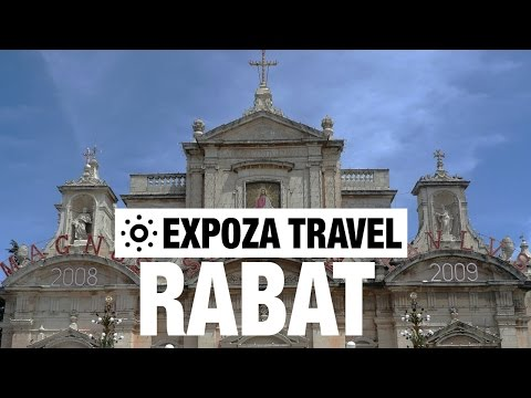 Rabat Vacation Travel Video Guide