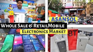 Biggest Whole Sale & Retail Electronics Mobile Market Asansol Computech Best Mobile Shop Adda
